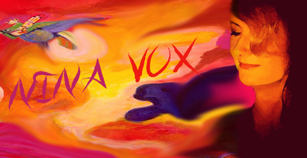 nina vox header for biography page